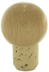 Kugel natur/lackiert 19mm HGK