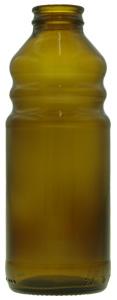 Ölflasche 250ml braun Rical