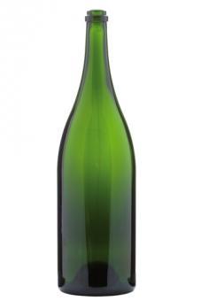 Sektflasche 3000ml grün Jeroboam