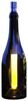 Flaschen-Lichtstab