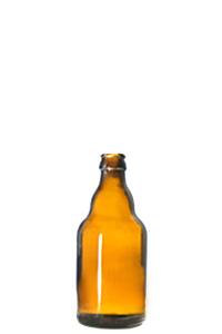 Bierflasche Steinie 330ml braun CC Ardagh